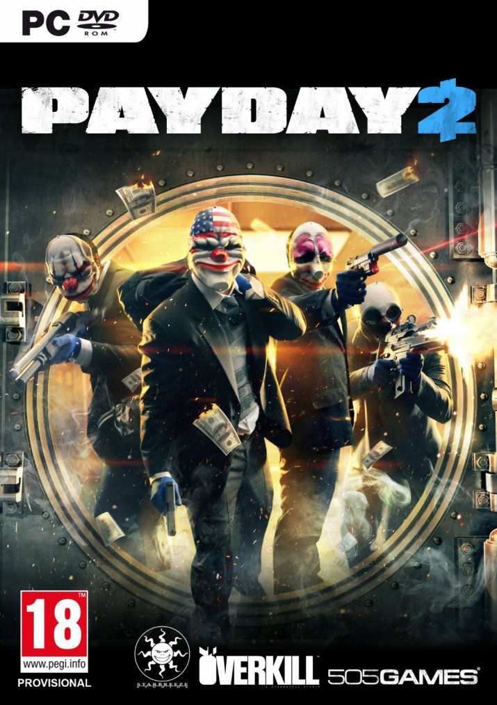 PayDay 2 15 Euro