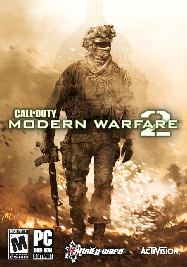 Call Of Duty Modern Warfare 2 15 Euro