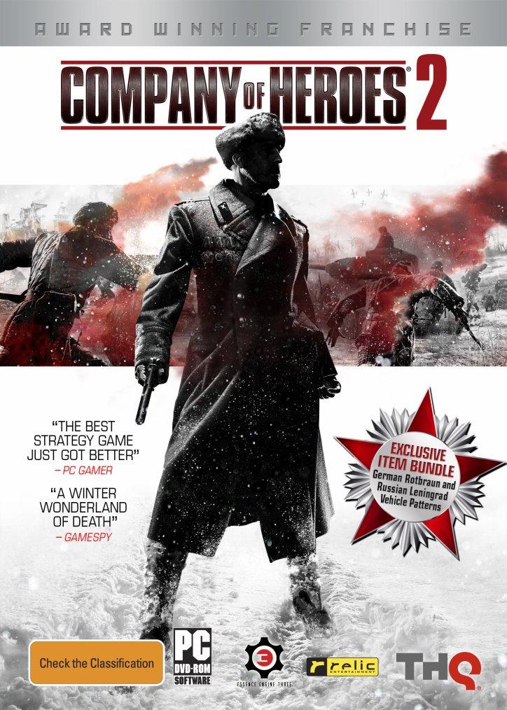 Company Of Heroes 2 15 Euro