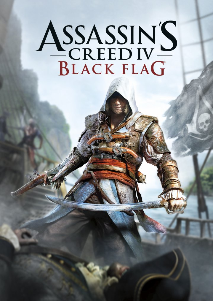 Assassin's Creed IV Black Flag 20 Euro