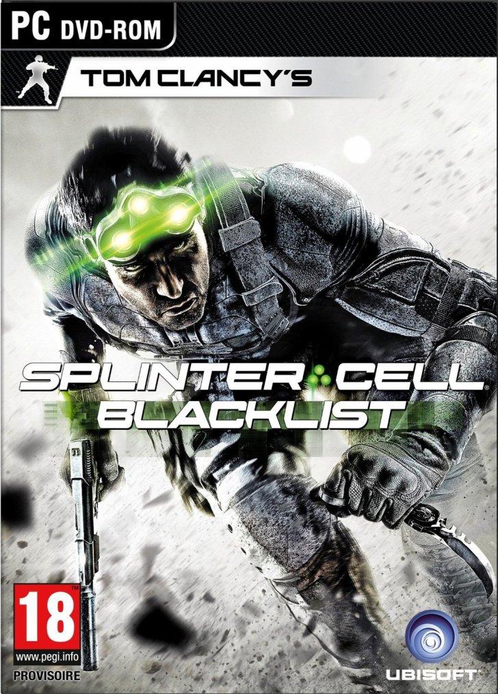 Splinter Cell Blacklist 25 Euro