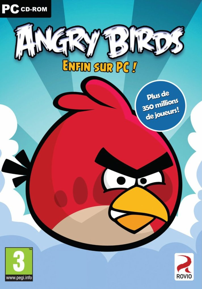Angry Birds 5 Euro