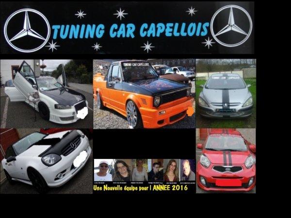 tuning car capellois