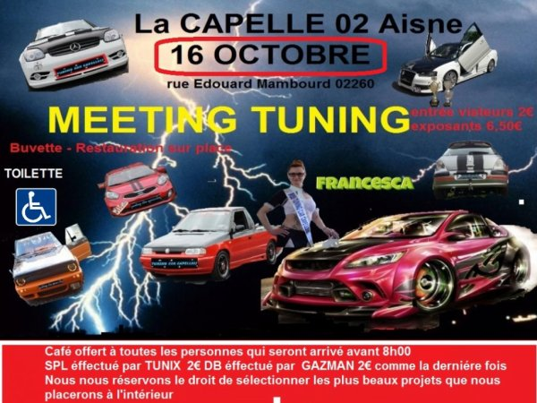 tuning car capellois