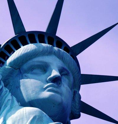 ...La Statue de la Liberté...