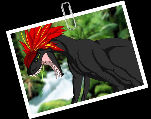 Dilophosaure géant