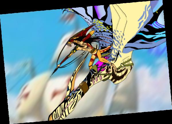 Mozatecoatl's ptera
