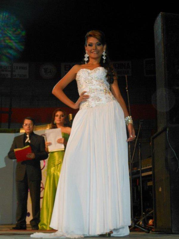 Srta Maria Gabriela Leon, rina de la cultura