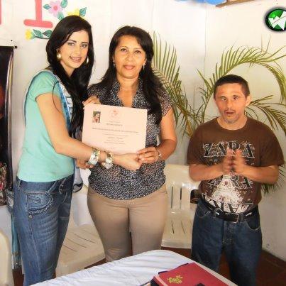 Labor Social de la Srta. Fabiana Marquez