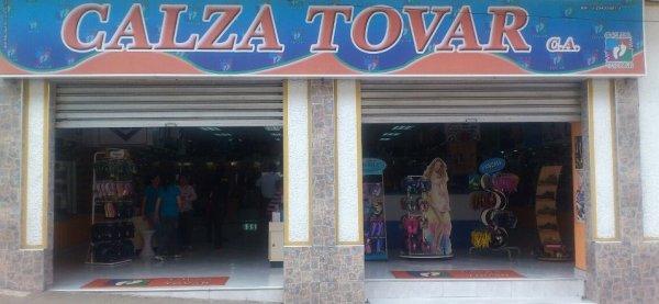 CALZA TOVAR c.a PIZA FIRME Y A LA MODA CARRERA 4TA NRO 5-49 EL ANÑIL EDO MERIDA TELEF: (0275) 8731202