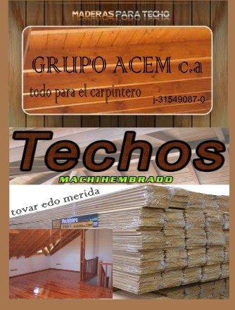 GRUPO ACEM c.a EN TOVAR TODO PARA EL CARPINTERO FRENTE AL C.I.C.P.C  ANTIGUA PTJ TOVAR EDO MERIDA TELEFONOS: (0416) 675.05.17  OFICINA: (0275) 873.23.80