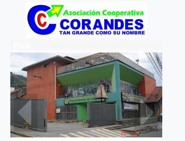 ASIOCIACION COOPERATIVA CORANDES  R .L  DIRECCION: EDIF. CORANDES, CARRERA3 ENTRE CALLES 2 Y 3 FRENTE AL PARQUE CARABOBO TOVAR - EDO. MERIDA TELF: (0275) 873. 09.20  - 873 .21.38  CORREO ELECTRONICO. COOPERATIVACORANDES@HOTMAIL.COM   TE DA LA BIENVENIDA A LAS FERIAS MAS ANTIGUAS DE VENEZUELA ....CORANDES TAN GRANDE COMO SU NOMBRE..