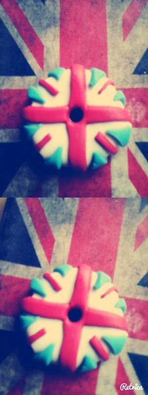 Mon donuts Angleterre :-D