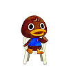 Avatars Animal Crossing Happy Home Designer n°1