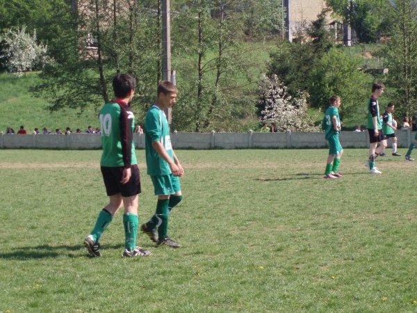 les U17 au tournoi du Condruzien