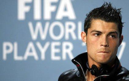 Cristiano Ronaldo !!!!!!!!!!!!!!