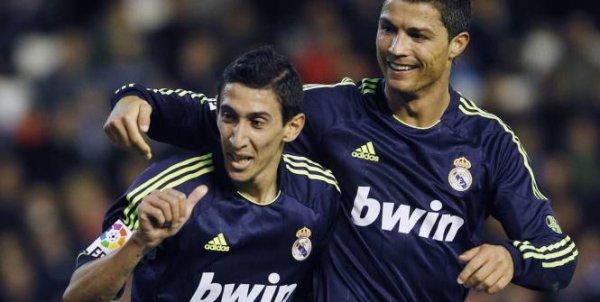 Cristiano Ronaldo commence l'année en fanfare !