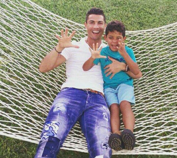 Cristiano et Junior (17/06)