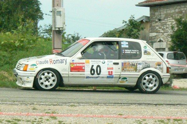 P 205 rallye