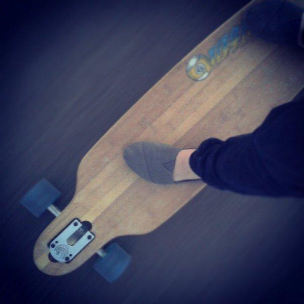Summer 2O13 ; Longboard.<3