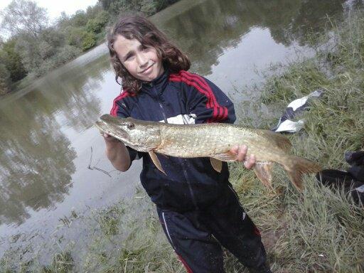 Pêche au Brochet !