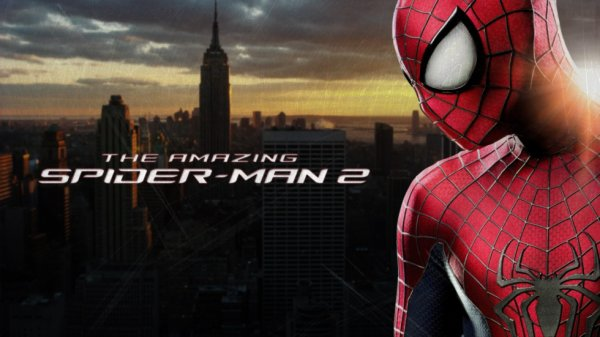 The amazing spider-man 2 !