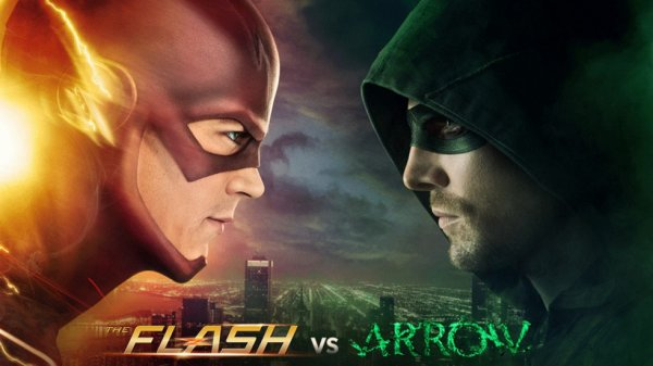 Arrow vs The Flash !