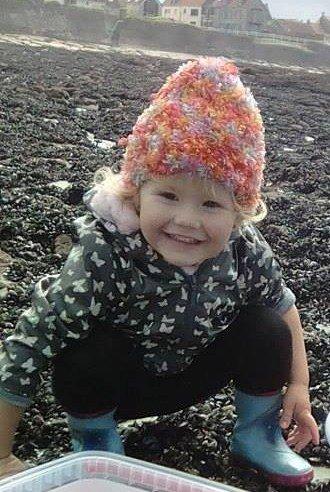 Ma petite fille de 3 ans ...Ilais