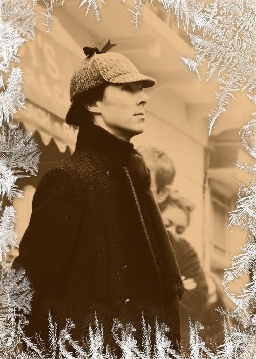 le nouveau Sherlock avec Benedict Cumberbatch