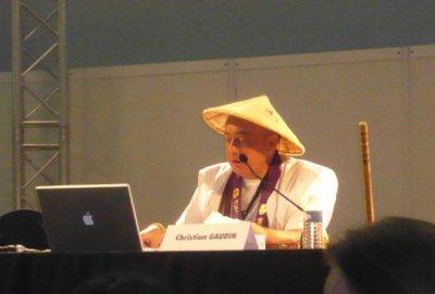 Chibi Japan Expo 2010 - présence de Christian Gaudin