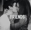 on reste ami? non, nous sommes plus que des inconnus qui n'ont rien vécus.