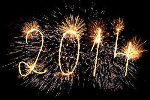 nouvelle année! wahou