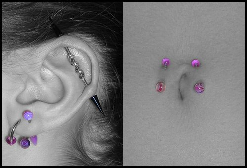 I ♥ Piercings