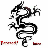 Paranosif tatoo