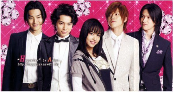 ♣Hana Yori Dango/Boys Over Flowers♣