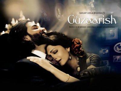 """""""Guzaarish"""" avec Aishwarya Rai Bachchan et Hrithik Roshan"""