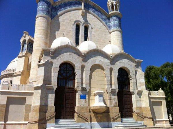 Cathédrale Notre Dame d'Afrique à Alger