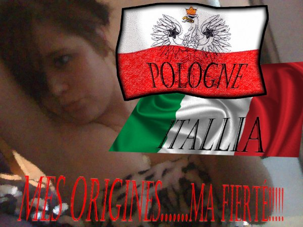 l'italie et la pologne!!!