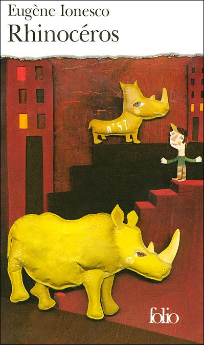Rhinocéros de Ionesco