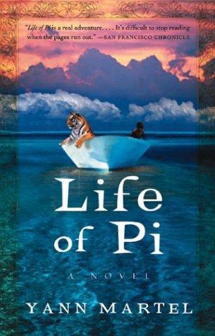 Life of Pi by Yann Martel / Histoire de Pi