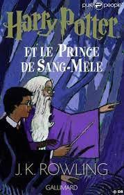 La saga d'Harry Potter de JK. Rowling