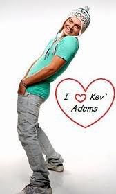 Kev ' Adams !!! <3