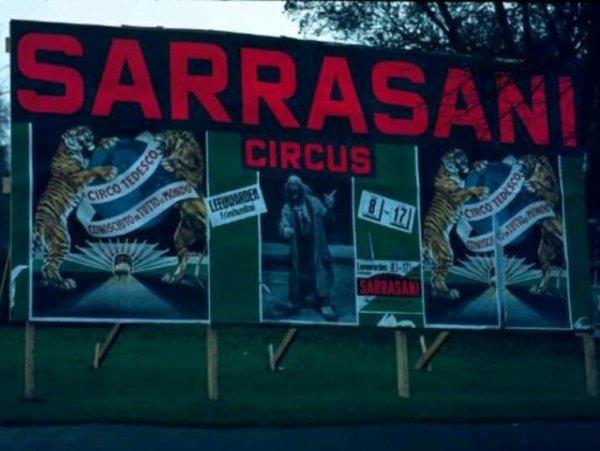 Sarazani Allemagne n existe plus