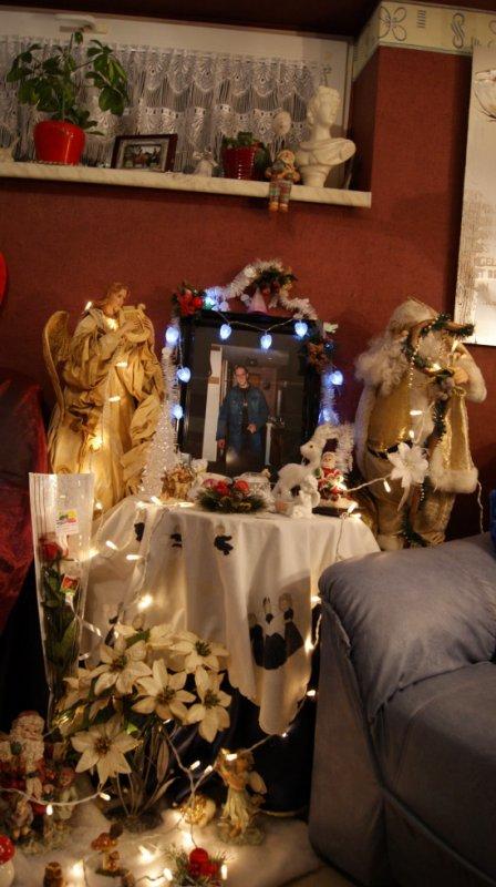 Noël 2012 déjà le 5ème sans toi mon enfant