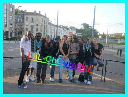 °//  The crew  //°