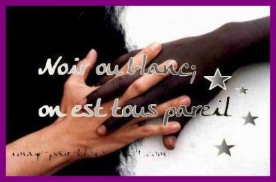 :-# ANTI-RACISTES :-#