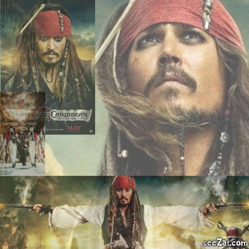 Jack ,Pirates des Caraibes 4
