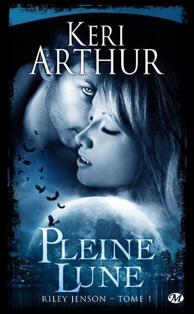 Riley Jenson, Pleine Lune de Keri Arthur.