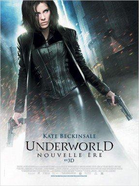 """""""Underworld nouvelle ère"""" en 3D"""