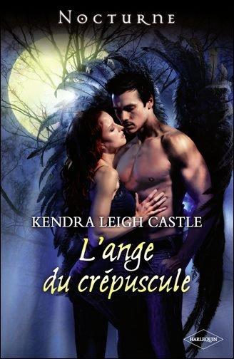 """""""L'ange du crépuscule"""" de Kendra Leigh Castle."""